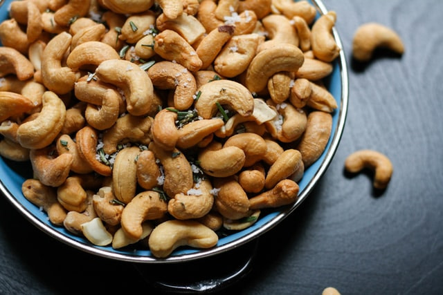 cashew benefits