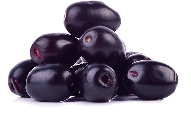 8 tremendous Health Benefits Of Eating Jamun.