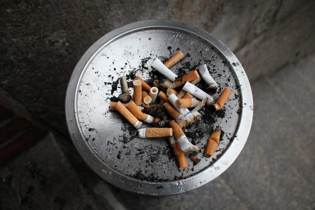 10 Harmful effects of smoking